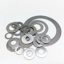 0.5mm Shim Washers DIN 988 High Quality Steel - Multiple Sizes Available