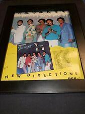Tavares New Directions Rare Original Promo Poster Ad Framed!
