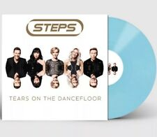 Steps Tears On The Dancefloor Vinyl - Neon Blue - Limited Ed - Brand New Sealed