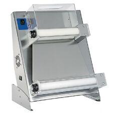 Teigausrollmaschine Roller400G Pizzateigausroller mit 2 parallelen Rollenpaaren