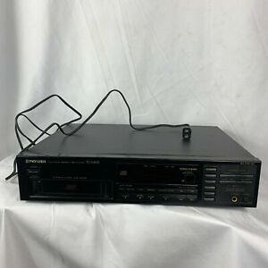 Pioneer PD-M435 Multi-Play Compact Disc player 6Disc. Vintage Tested