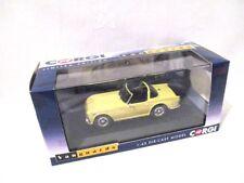 model car Corgi Vanguards Triumph TR5 Jasmine Yellow   VA11509
