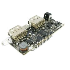 Dual USB 5 V 1 A 2.1 a chargement Module avec LCD Charger pcb power modules 18650