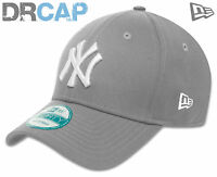 1dff44d0d71 NEW ERA 9FORTY CURVED PEAK NEW YORK NY YANKEES ADJUSTABLE BASEBALL CAPS 55- 61cm