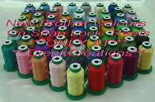 NEW 61 BROTHER - DISNEY MACHINE EMBROIDERY THREAD 1000M