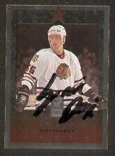 Eric Daze signed autographed Hockey Trading Card