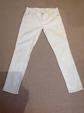 7 for all mankind Jeans Bianco 27