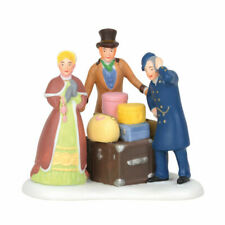 Department 56 CONTINENTAL Tour or London 6003084 Dickens 2019 Village