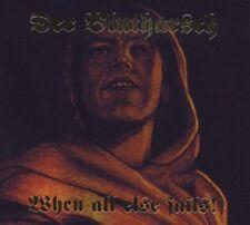 DER BLUTHARSCH When All Else Fails! CD Digipack 2001