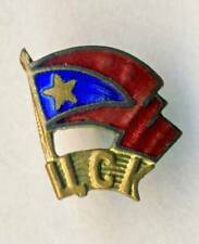 1950´s CSKA MOSCOW football soccer PIN badge CSK Russia SOVIET Union USSR