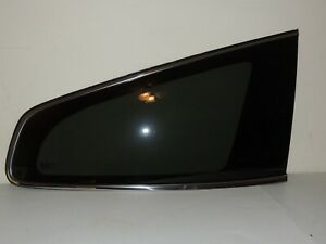 09 10 11 12  13 14 1516 17 CHEVROLET TRAVERSE QUARTER GLASS  23254847 NEW OEM RT
