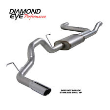 Exhaust System Kit-Performance Gas Exhaust Cat-Back fits 2007 Nissan Titan