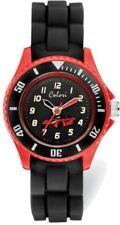 Colori Kids Black/Red Car Watch
