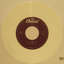 """Paul McCartney """"Off The Ground"""" White Vinyl 45rpm """"For Jukeboxes Only"""" NM Cond"""