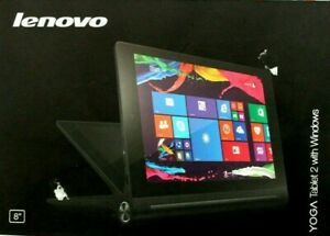 FAULTY BOXED Lenovo Yoga Tablet 2-851F Portable Tablet Computer 2015