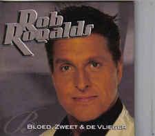 Rob Ronalds-Bloed Zweet&De Vlieger cd single