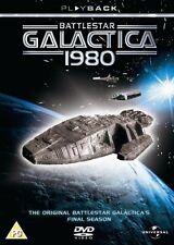 Battlestar Galactica 1980 The Complete DVD 2003 Region 4