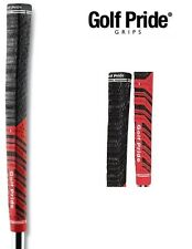 4 NEW Golf Pride New Decade MULTI COMPOUND Putter Grips - Red / Black
