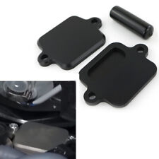 Smog Block Off Plate For Yamaha YZF-R1 2003-2019 YZF-R1M 2015-2019 YZF-R1S 16-19
