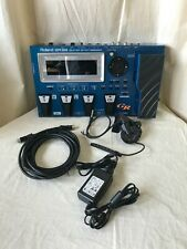 Roland GR-55 gr-55s Guitar Synth w/ GK-3 Pickup, GK cable, power supply