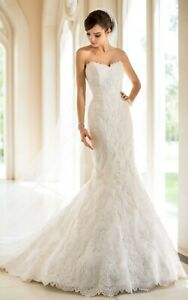Wedding Dress by Stella York Style 5840