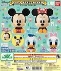Bandai CapChara Disney Frineds SP Gacha Toy Completed Set 4pcs