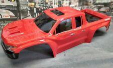 Custom Painted Body Chevy 2019 Silverado Z71 For Traxxas X-maxx RC Monster Truck
