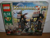 LEGO Kingdoms 7187 - NEU & UNGEÖFFNET - Flucht aus Drachengefängnis Ritterburg