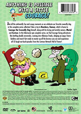 Cartoon Network Hall of Fame: Courage the Cowardly Dog Complete Series (DVD)