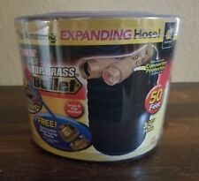 The amazing expanding hose
