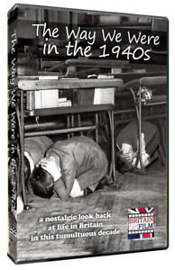 'The Way We Were in the 1940s' DVD
