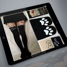 Sexy Hello Kitty Cat Strumpfhose Blogger Leggings Tights Leggins Cosplay Emo NEU