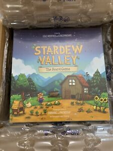 Stardew Valley Official Board Game Brand New