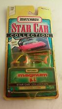 MATCHBOX STAR CAR COLLECTION SERIES SPECIAL ED! MAGNUM PI T.C.'S HELICOPTER! NIP
