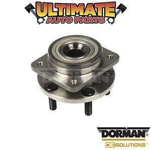 Dorman: 951-019 - Wheel Bearing and Hub Assembly
