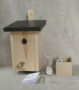 Video Foto Nistkasten Vogelhaus 🐦 natur mit WLAN Kamera Vogelbeobachtung