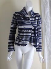 ODD MOLLY Sweden 1 XS S M Take on Scandinavian Cotton Sweater Jacket Cardigan