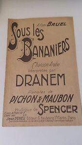 Sous les bananiers - Pichon & Maubon - Jean Péheu éditeur