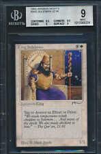 Arabian Nights King Suleiman BGS 9 Graded Magic MTG (8334) -magicgraders-