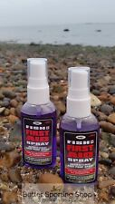 2x Antiseptic Fish Aid Spray Antibacterial First Aid Spray Carp Coarse 50ml NEW