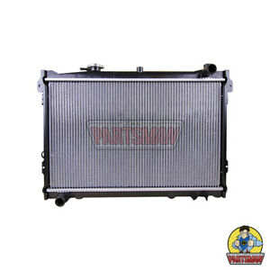 Radiator Ford Courier PC & Mazda B Series Bravo 2.6L Petrol 6/85-4/96 Manual & A