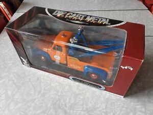 1:18 Yat Ming 1953 Ford F100 Wrecker Break Down Truck MIB Boxed VGC