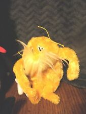 Dr Seuss Lorax Plush Yellow 6""