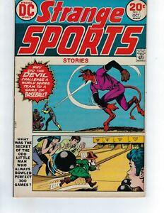 Strange Sports #1 - To Beat the Devil!