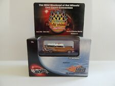 Hot Wheels HW 100% '57 NOMAD 3rd Annual WILD WEEKEND 2002 Convention BLACK BOX