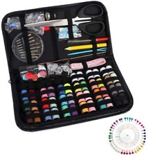 Portable DIY Sewing Kit for Beginners, & Travelers, Supplies & Accessories, Case