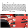 A pillar Side Corner Angle Cover For 1/ 10 AXIAL SCX10 III JEEP Wrangler Model