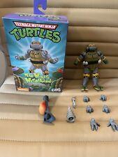 NECA Toys Teenage Mutant Ninja Turtles Mighty Metalhead Used & Complete