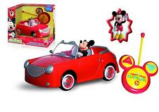 Official Mickey Mouse Clubhouse RC Remote Control Car Removeable Mouse Figure