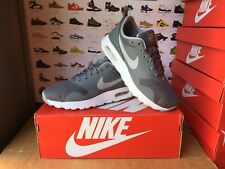 "Men's Nike""AIR MAX TAVAS""Trainers Size UK 4-EU 36.5 Grey-White USED ONCE"
